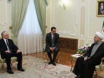 Москва, Тегеран и Ереван планируют перекроить карту региона
