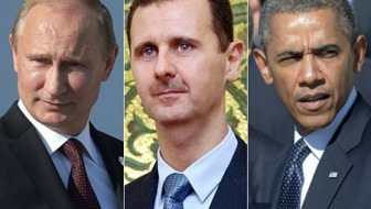 Москва надеется, что США не будут свергать Асада