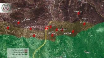 Сирия: новое наступление повстанцев