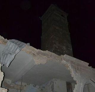 ВКС РФ разбомбили мечеть. Убийства мирных жителей в Идлибе