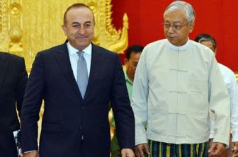 Турция будет способствовать решению проблемы рохинья