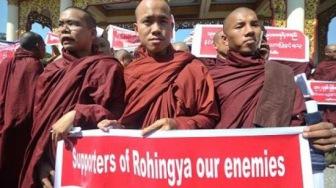 Бирманское гостеприимство: вернитесь, мы сожжем ваши школы