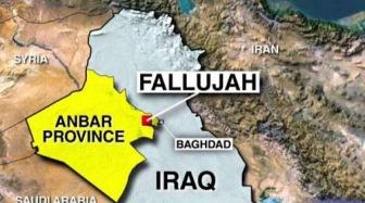 Иракские курды вступились за суннитов Фаллуджи