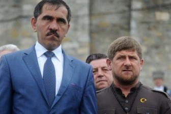 """"""".... пример заразителен"""", оказывается Чечня имеет права на районы Ингушетии"""