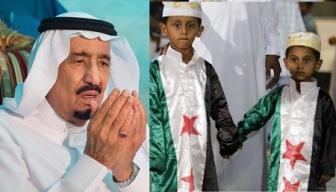 Саудовская Аравия призвала к международному трибуналу по Сирии