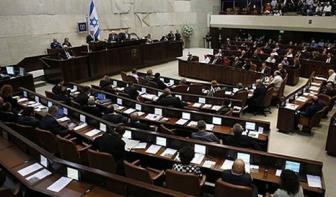 Сионисты хотят изгнать арабов из Кнессета