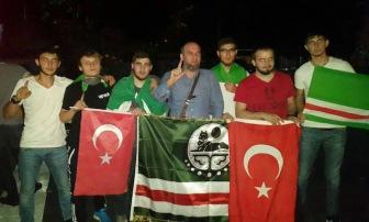 Обращение чеченских мухаджиров Турции в связи с попыткой военного переворота