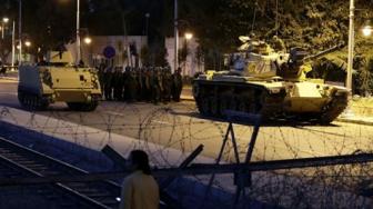Мятеж в Турции: Персидские дезы о Кремле и Саудии