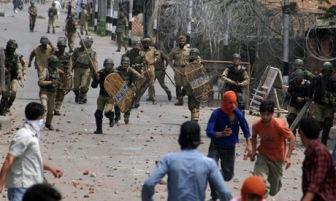 Кашмир: полиция убила 11 мусульман