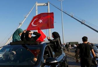 Военный переворот в Турции глазами очевидца из Стамбула