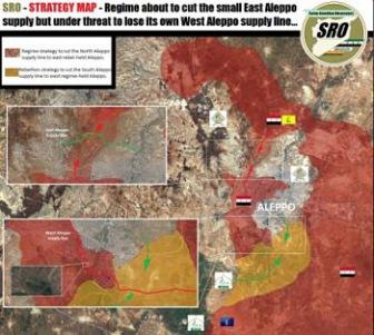 Алеппо: стороны идут ва-банк