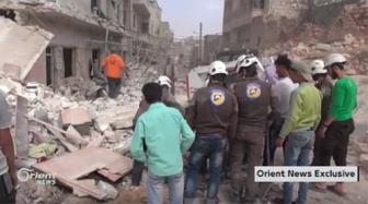 Асад с Кремлем продолжают геноцид сирийцев