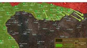 ИГИЛ теряет север Сирии