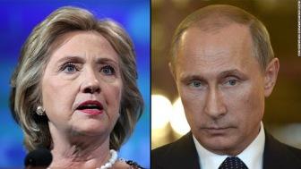 Хиллари Клинтон: Путин поддерживает нацистов
