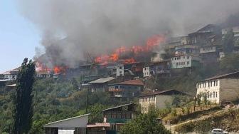 Пожар в дагестанском Мококе: сбор средств и помощь пострадавшим
