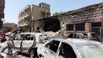"""""""Защита христиан"""": Россия разбомбила церковь в Идлибе"""