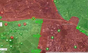 Наступление: моджахеды деблокируют Алеппо