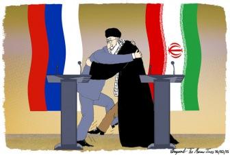 Россия и Иран повздорили, курды отрезали снабжение асадитов в Алеппо