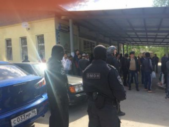 Екатеринбург: разобрались с мусульманами, взялись за остальных