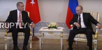Встреча Путина с Эрдоганом: без эмоций, без сенсаций