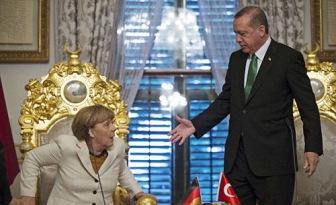 Европа и Иран недовольны Эрдоганом