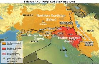 Анкара реорганизует курдские территории Турции