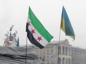 Украина эвакуирует своих граждан из Сирии