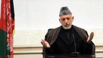 Карзай: НАТО бессильно перед талибами