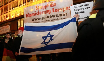 Евреи Германии за запрет никаба