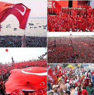 Триумф Эрдогана в Стамбуле