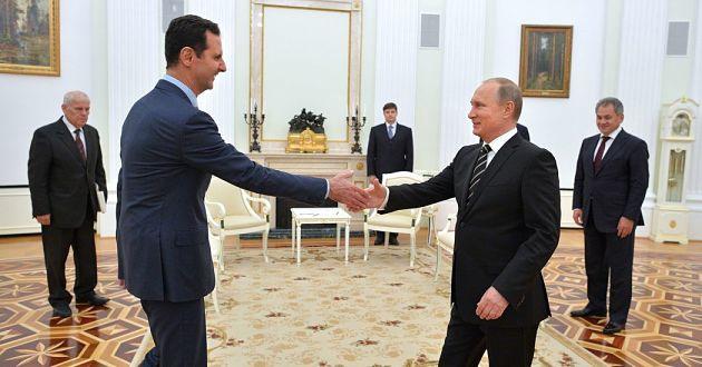 Асад: сделки между Россией и США не будет