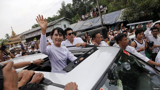 Бирма: демократы обещали... сносить мечети