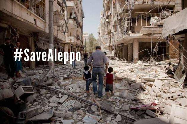 Удастся ли спасти Алеппо, как спасли Сараево?