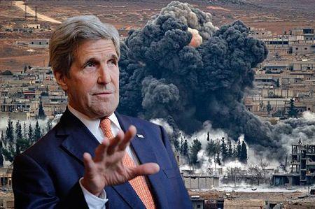 Сирия: США угрожают Кремлю и бомбят...повстанцев