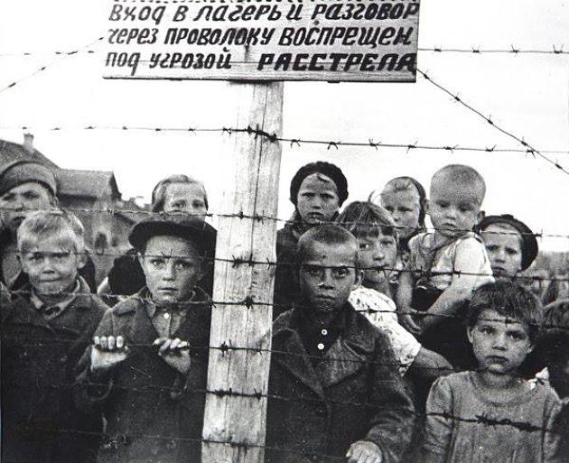 """Путинская Россия: снова """"дети врагов народа"""""""