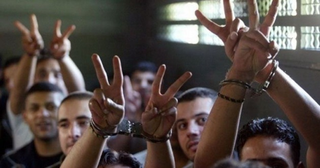 Сионисты взялись подавлять протесты насильственным кормлением