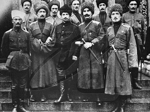 Более 98 лет назад Баку был освобожден от оккупации дашнаков и большевиков