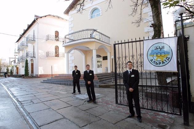 Симферополь: халтурная провокация против Исламского центра