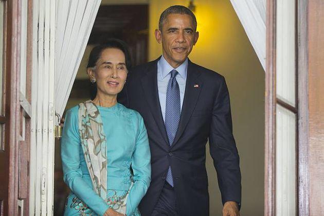 Санкции против Бирмы отменят. Мусульмане не в счет
