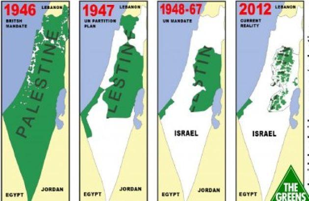 Хуцпа: Нетаньяху обвинил арабов в этнических чистках