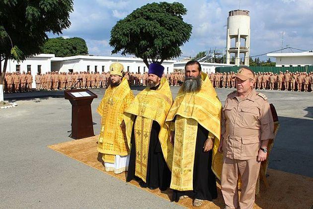 РПЦ осваивает оккупированную Сирию