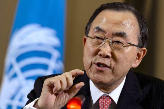 Генсек ООН: Кремль и Асад - хуже скотобойни
