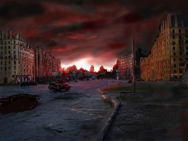 Москвичей готовят к ядерной войне