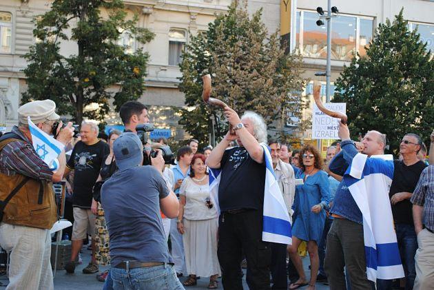 """Сионисты обвинили власти Чехии в """"предательстве"""""""