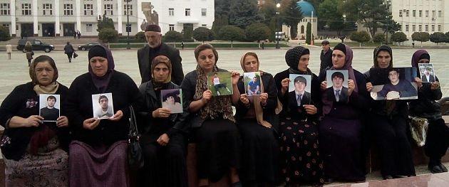 """Сердце матери"": пресс-релиз о беспределе в Дагестане"