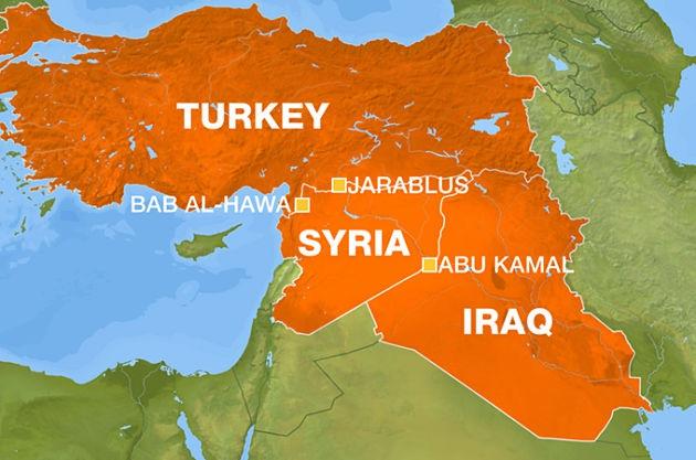 Иракский Мосул: шииты против Турции