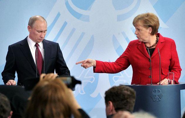 Германия обсуждает новые санкции против РФ из-за Сирии