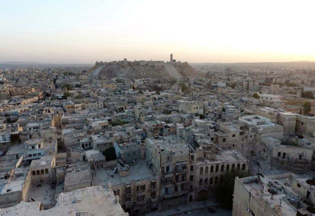 Алеппо: перемирие или полное уничтожение?