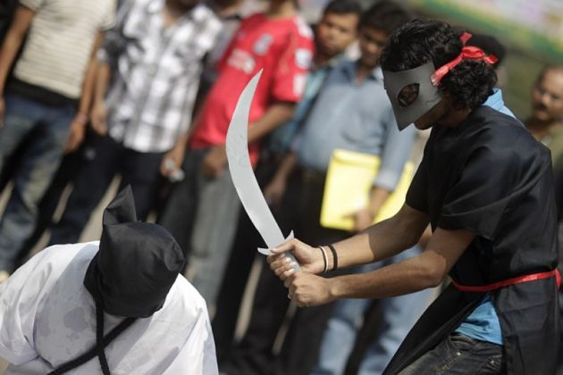 В Саудовской Аравии казнили принца, одного из членов королевской семьи - Турки бен Сауда Аль Кебира
