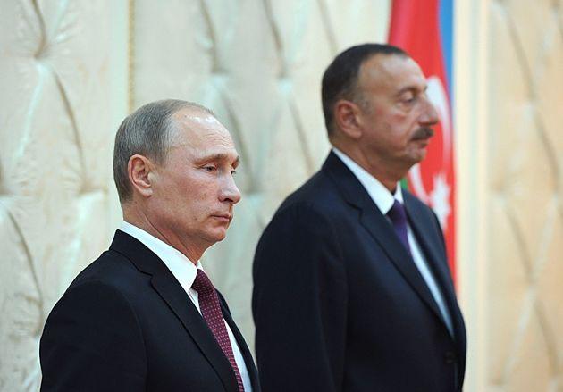Алиев обвинил Кремль в поддержке оккупации Карабаха